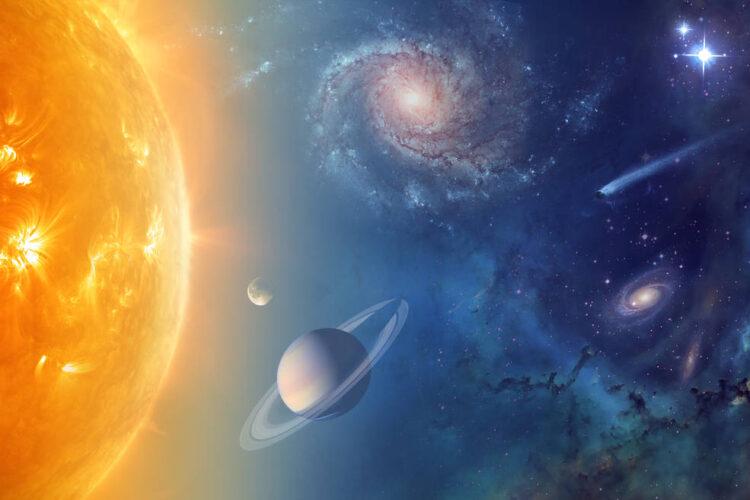 A NASA está explorando mundos oceânicos em nosso sistema solar como parte de nossa busca pela vida fora da Terra. Crédito: NASA