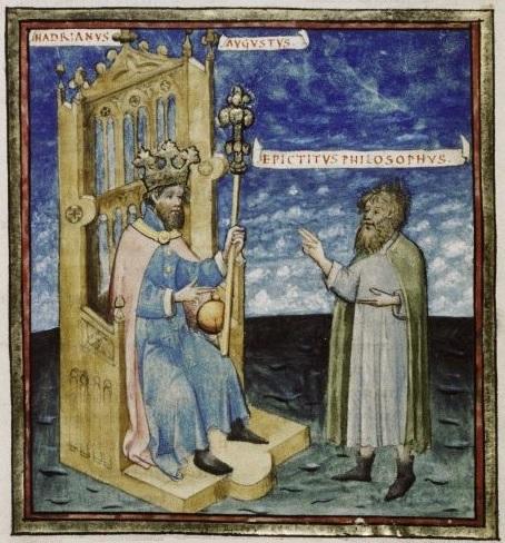 Epicteto e Adriano