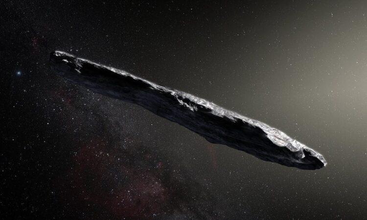 Cientistas vão monitorar asteroide em busca de alguma transmissão. Imagem: ESO/M. Kornmesser/PA