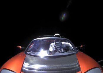 Imagem: SpaceX/Flickr
