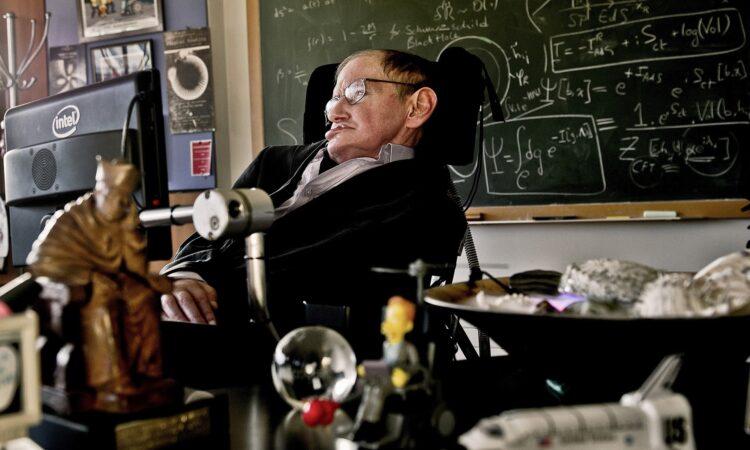 As idéias do professor Hawking moldaram a cosmologia moderna e inspiraram o público global em milhões.