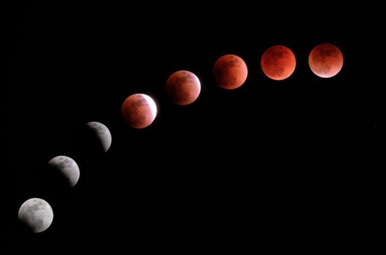 Eclipse Lunar.