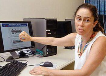 Nas salas de aula, as meninas são cerca de 5% dos estudantes, disse a professora Maria Cristina Tavares - Divulgação Unicamp