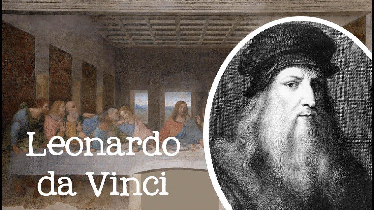 Os estudos científicos de Leonardo Da Vinci, 500 anos depois
