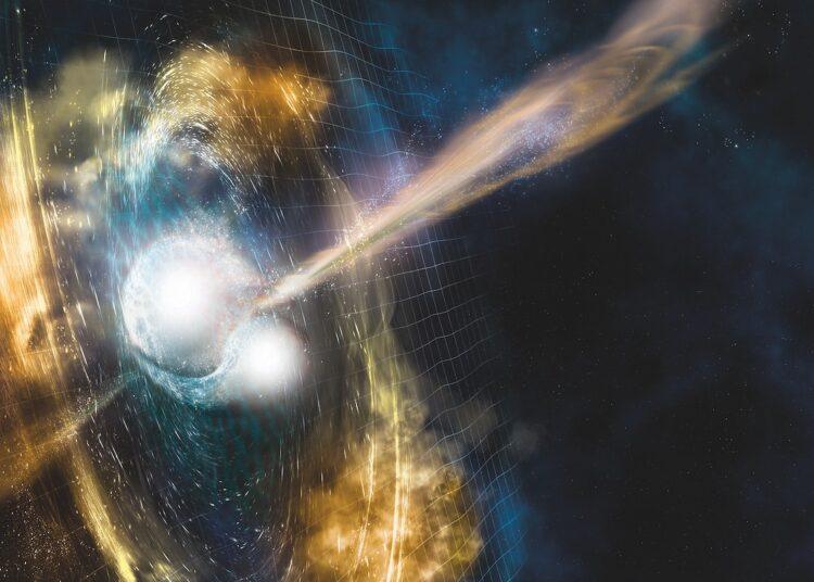 NSF/LIGO/Sonoma State University/A. Simonnet