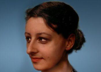 Reconstrução da face da rainha Cleópatra. (Imagem: Sally-Ann Ashton)
