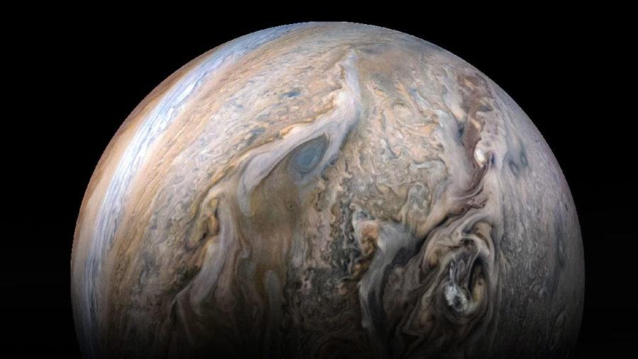 5 das luas recém-descobertas de Júpiter foram nomeadas em um concurso público