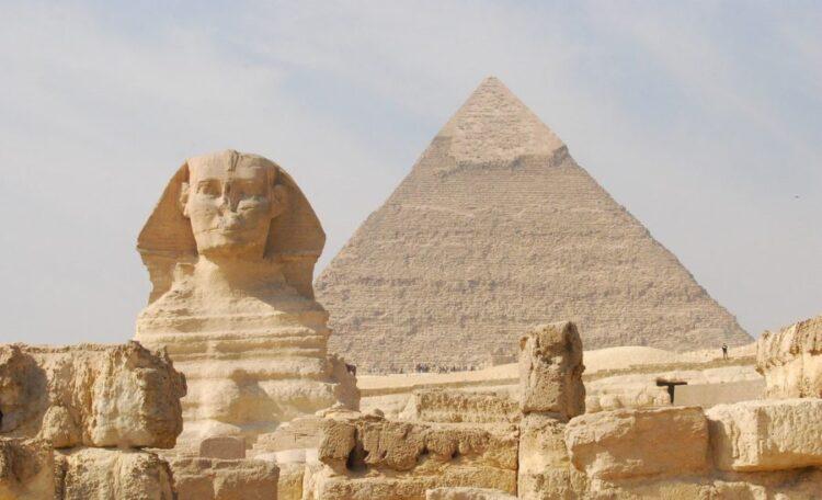 Esfinge do Egito. (Imagem: Needpix)