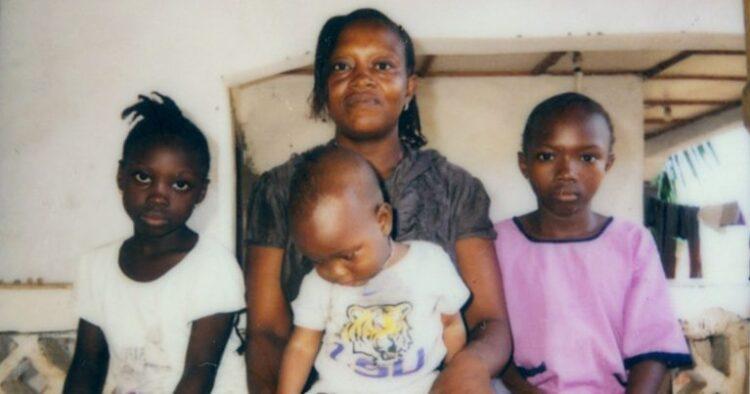 Mulher que deu à luz durante a epidemia - Foto: Acervo pessoal/Denise Pimenta