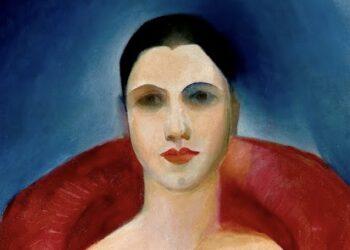 Na Imagem destacada, foto de Auto-retrato, de Tarsila de Amaral.