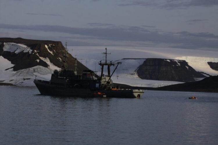 (Imagem: Frota do Norte/Ministério da Defesa da Rússia)