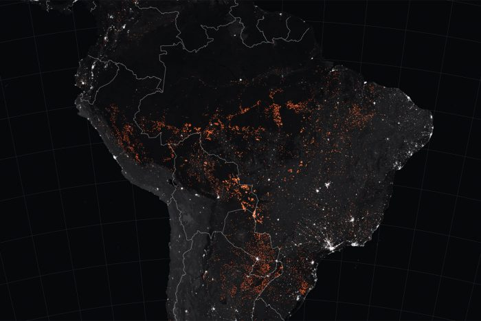 Os piores incêndios na Amazônia ainda estão por vir, e serão incontroláveis