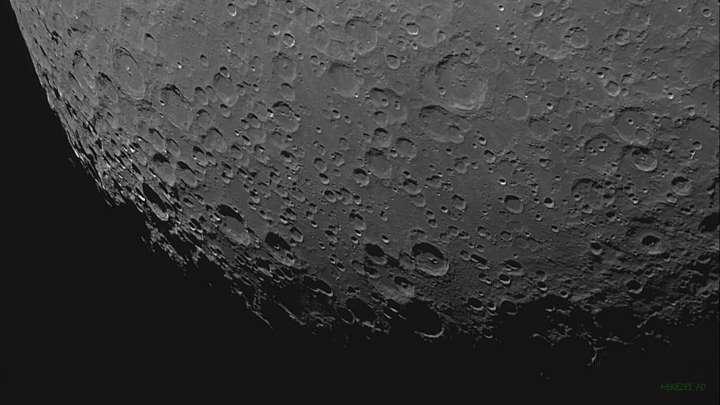 Chandrayaan-2 envia novas imagens da superfície da Lua