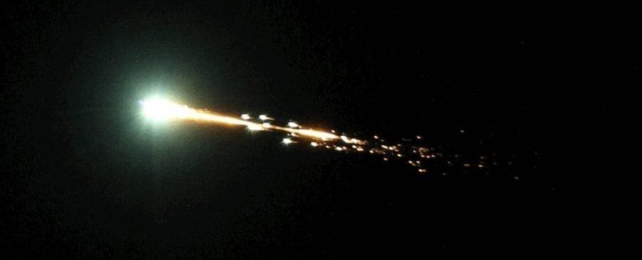 Uma mini-lua pode ter atingido o espaço aéreo da Austrália