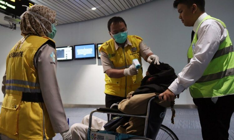 Segundo ministério da Saúde o coronavírus pode já ter chegado ao Brasil.