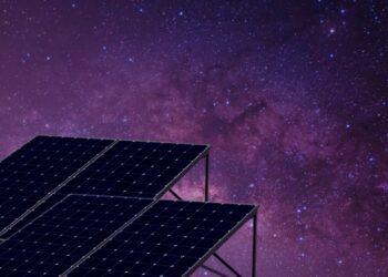 Estes incríveis painéis antissolares podem produzir energia durante a noite. (Imagem: Damares / Redação SoCientífica)