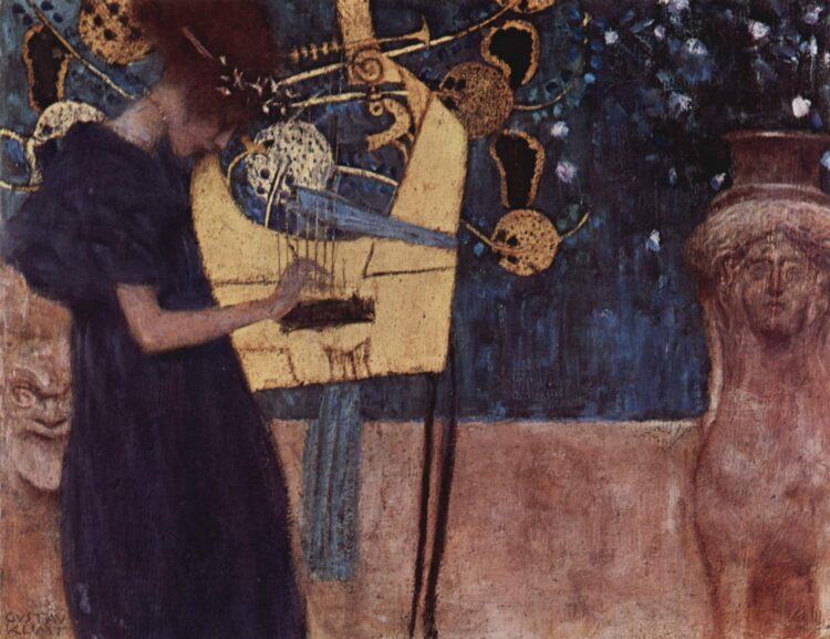 (Pintura: Gustav Klimt)