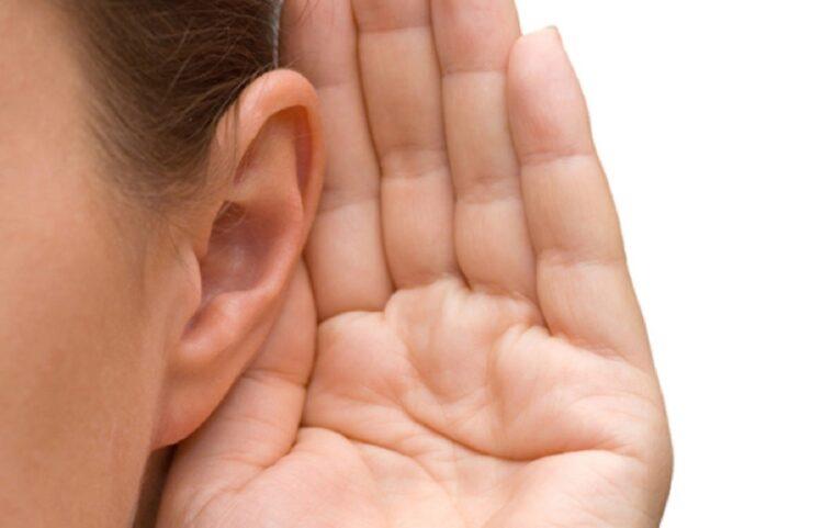 Ouvidos podem produzir sons pelos tímpanos