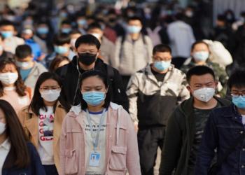 Vida cotidiana em Pequim após a China declarar o Coronavírus controlado. (Imagem: Getty)