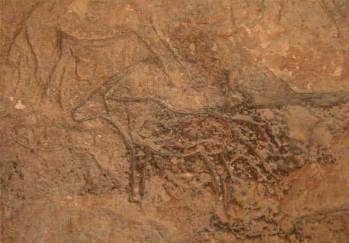 Esculturas misteriosas no Egito