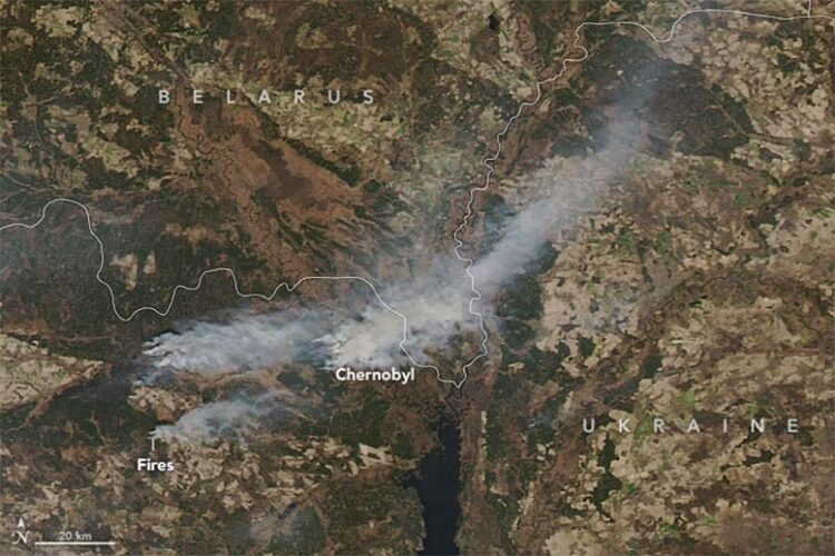 Foto: MODIS/NASA EOSDIS/LANCE and GIBS/Worldview