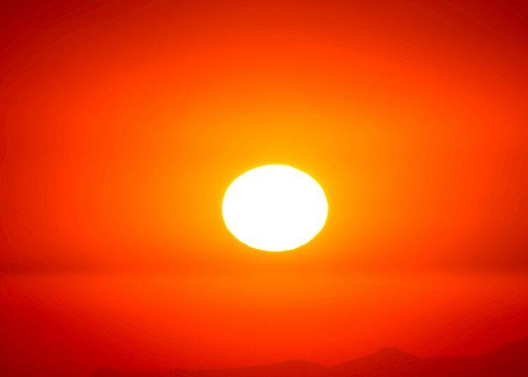 Temperatura do Sol