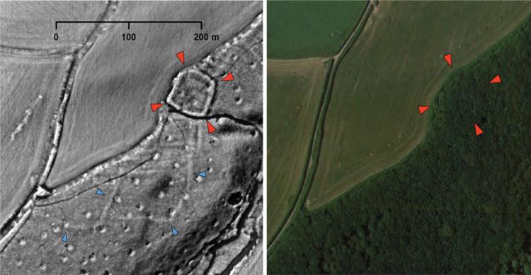 Arqueólogos amadores fazem diversas descobertas
