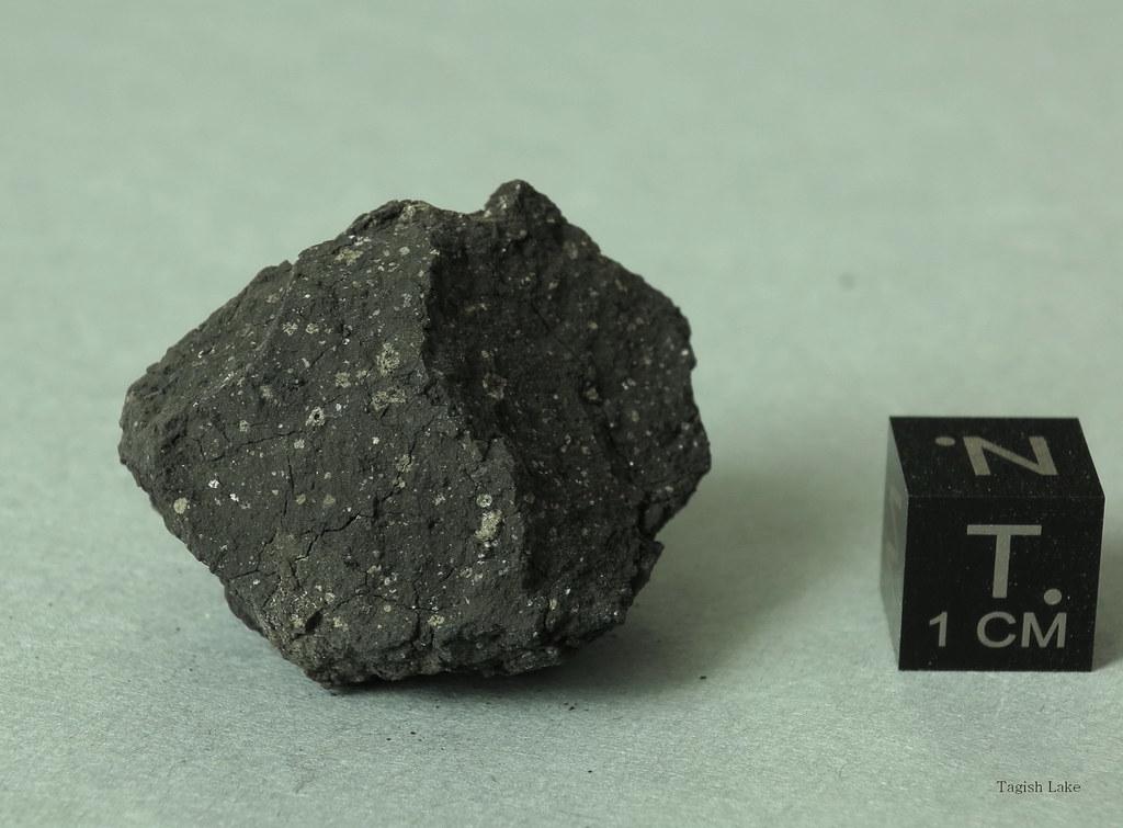 Fragmentos de meteoro