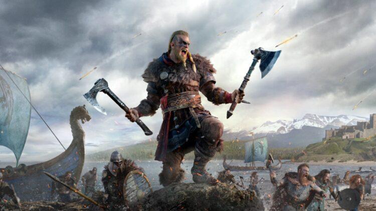 Captura de tela de Assassin's Creed Valhalla