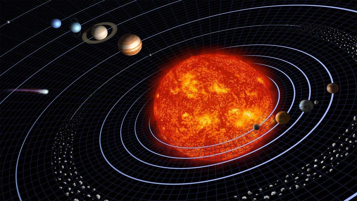 quais os planetas do sistema solar