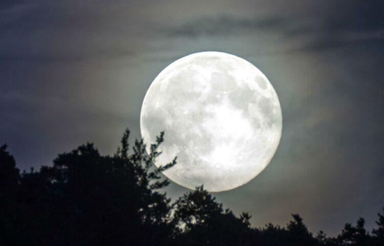 Lua simplesmente desapareceu