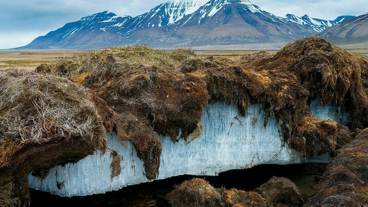 o que é permafrost