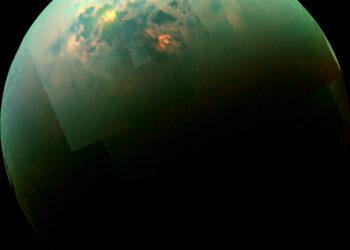 (Créditos da imagem: NASA / JPL-Caltech / Universidade do Arizona / Universidade de Idaho)