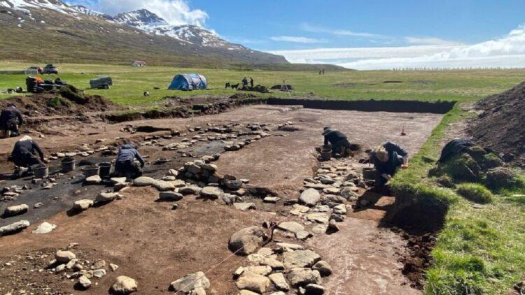Mais antigo acampamento viking pode ter sido descoberto na Islândia