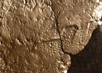 Tecido de 5000 anos