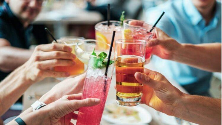 como o corpo absorve bebidas alcoolicas
