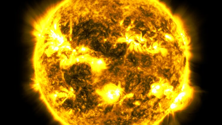 Vídeo incrível mostra dez anos de atividade solar