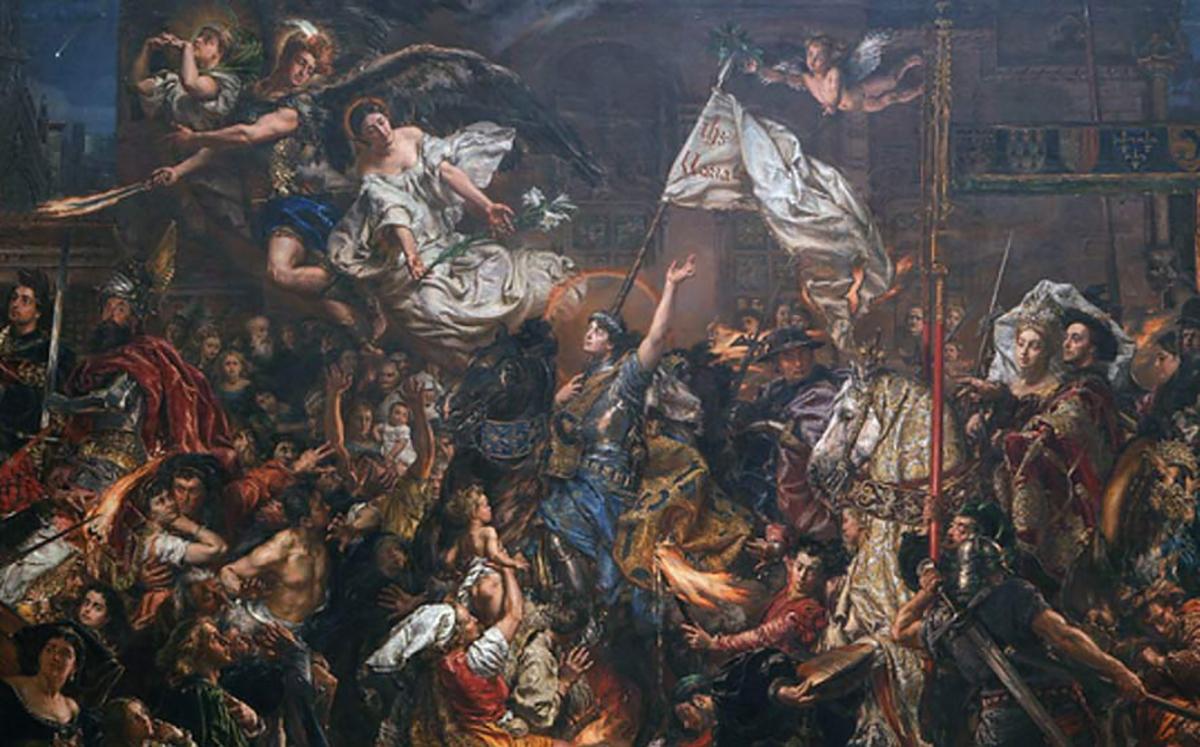 Quem foi Joana d'Arc