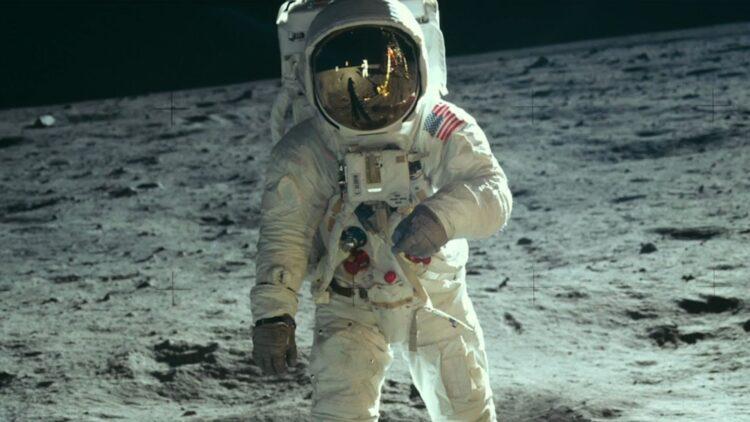 Buzz Aldrin, na Apollo 11. (Créditos da imagem: NASA).