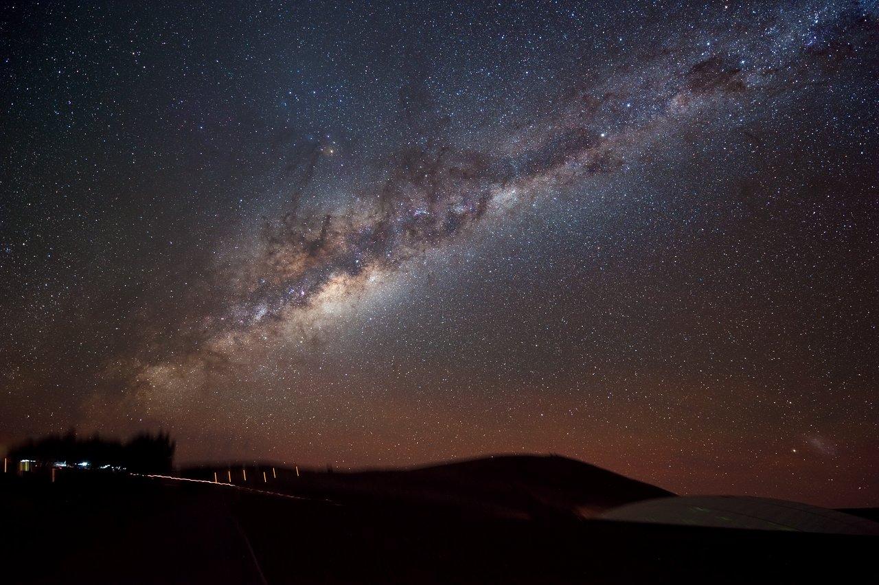 Este é o melhor lugar para se observar as estrelas