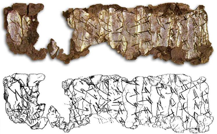 Os manuscritos de prata são textos bíblicos milenares