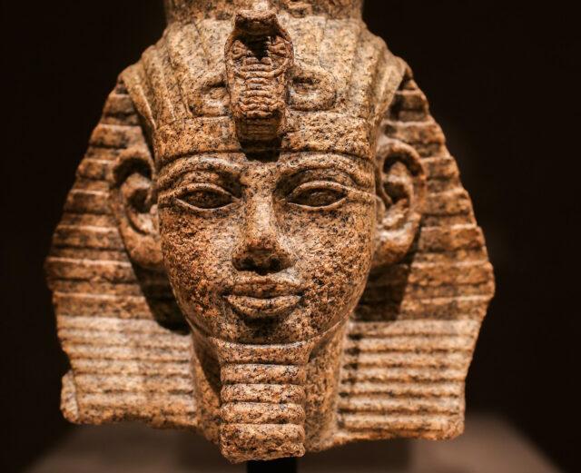 Amenhotep III, um dos maiores faraós do Egito