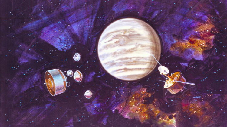 A busca pela vida em Vênus
