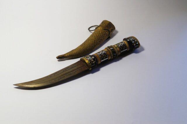 Faca Kukri Oriental