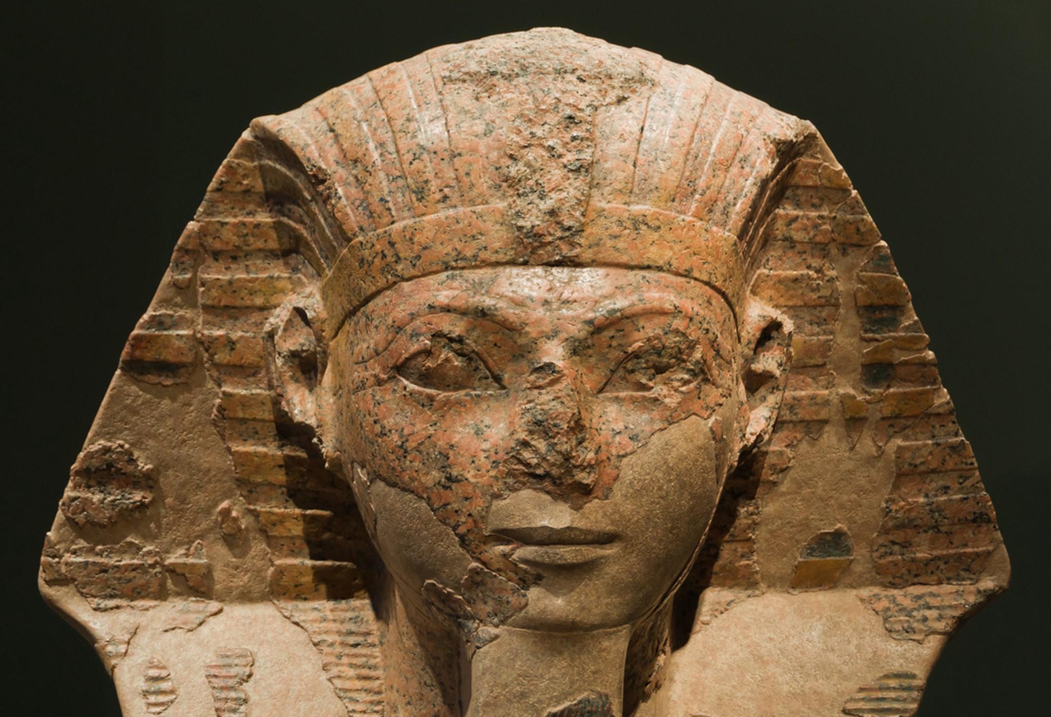 A poderosa rainha Hatshepsut foi um dos maiores faraós do Egito