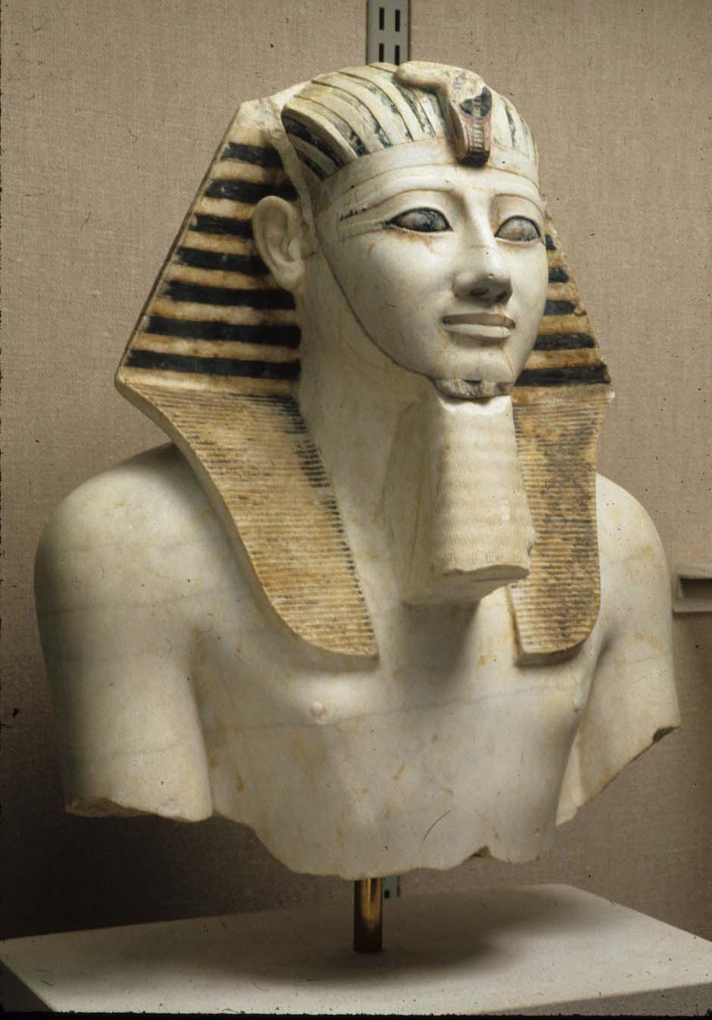 Os maiores faraós do Egito