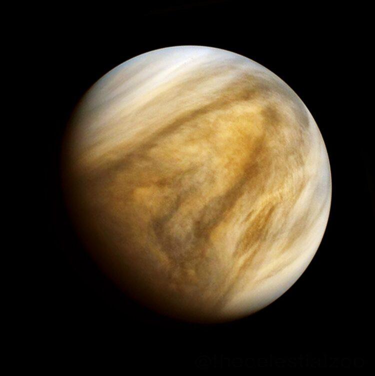 O que é a fosfina, gás encontrado no planeta Vênus?