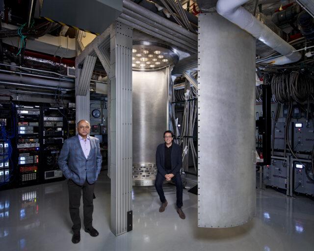 computador quântico IBM