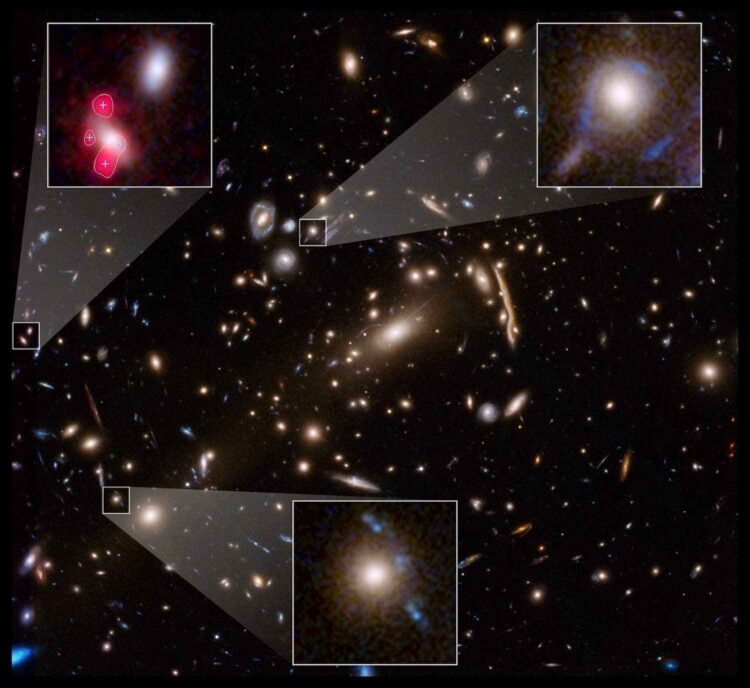 (Créditos da imagem: NASA/ESA).