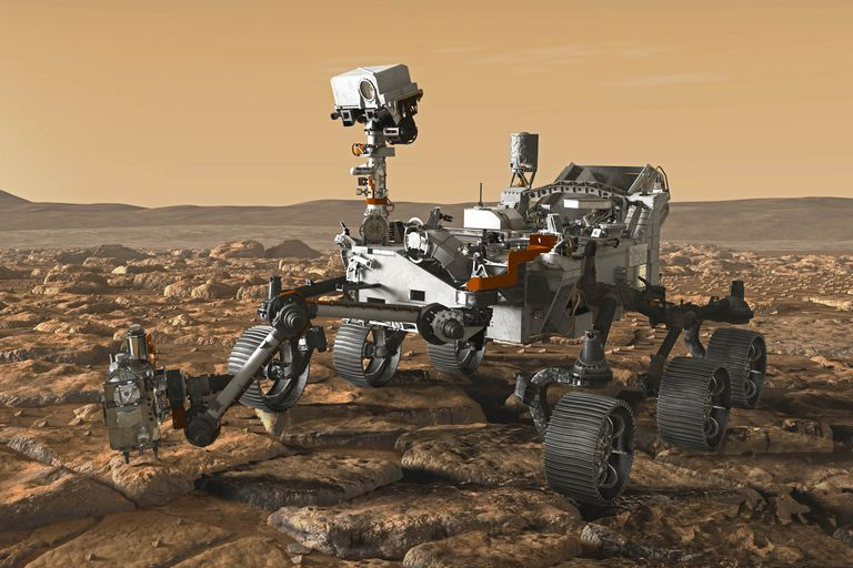 Mars Rover Perseverance 2020